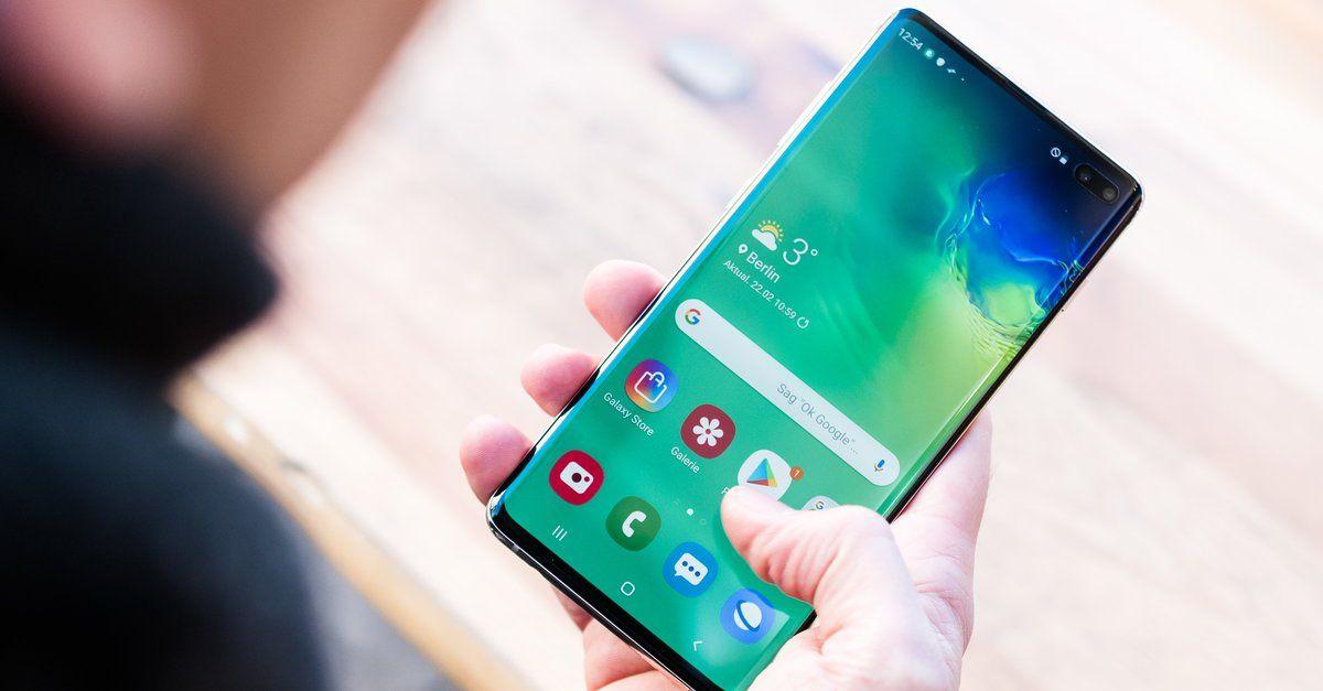 Galaxy S10 In Dieser Disziplin Kann Sich Samsung Nur Noch Selbst Ubertreffen Neue Smartphones Erstes Smartphone Und Samsung
