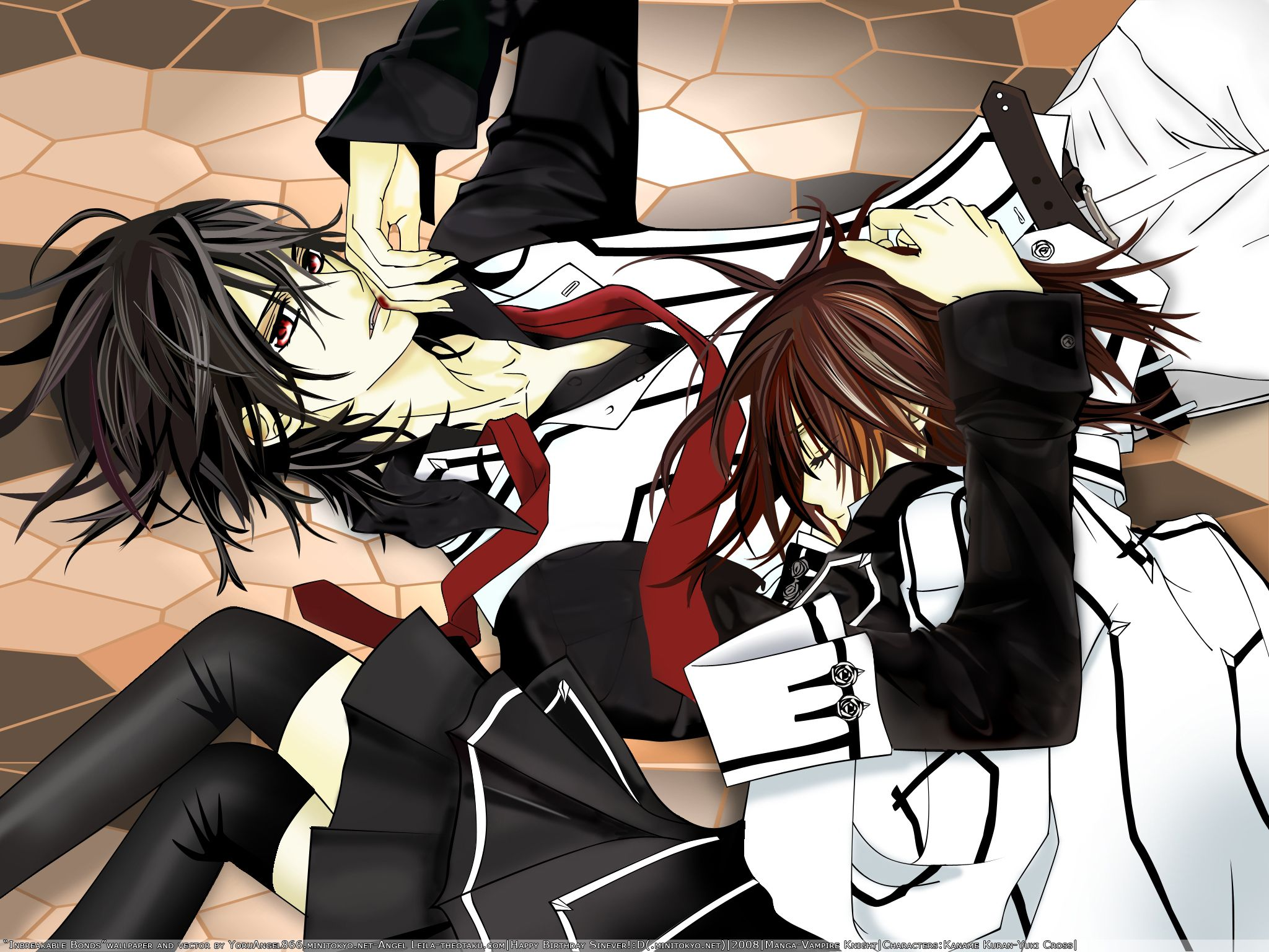 vampire.knight.wallpaper. | kaname's rule | pinterest | knight and anime