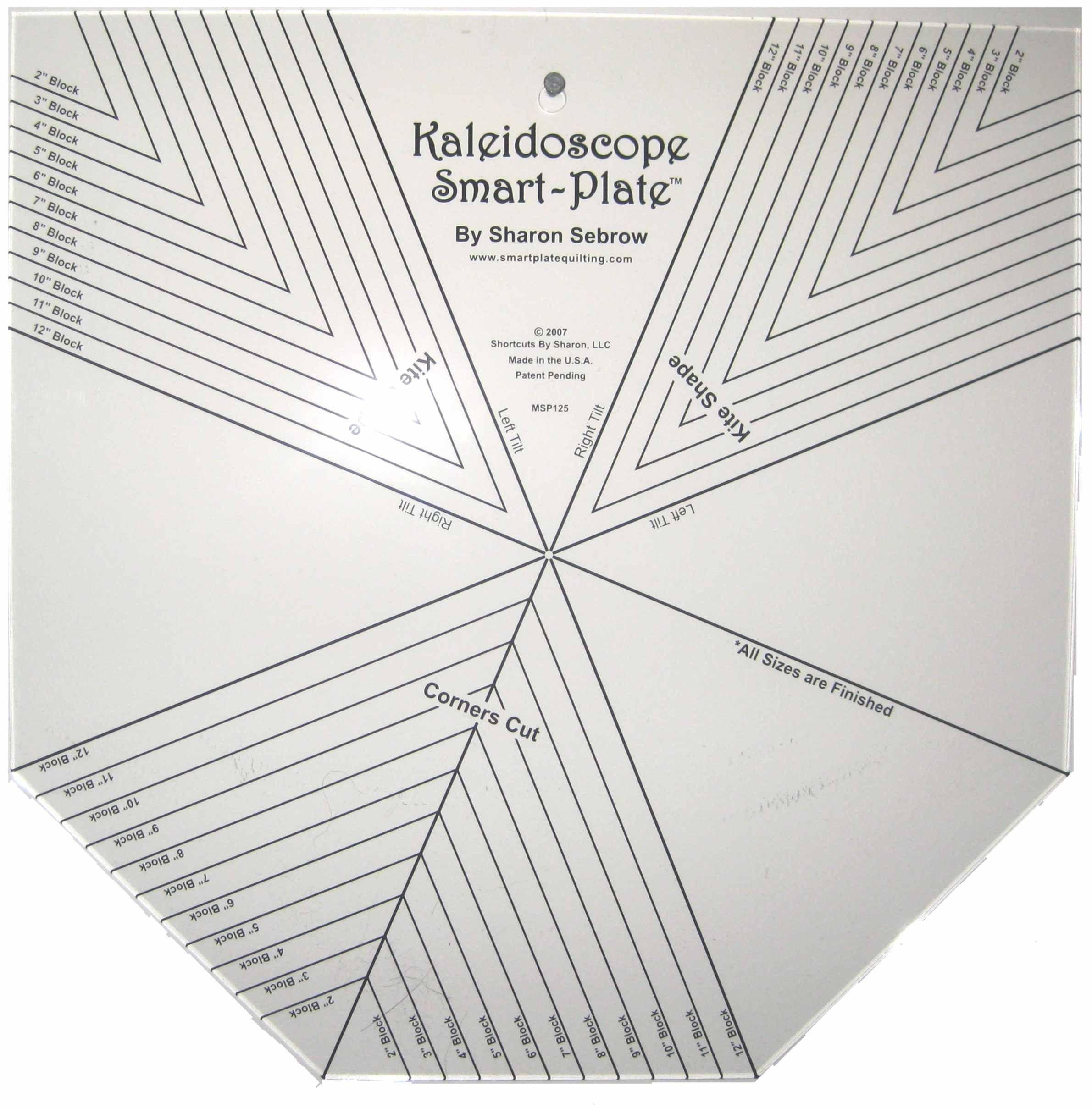 Kaleidoscope Smart Plate products = 12.5\
