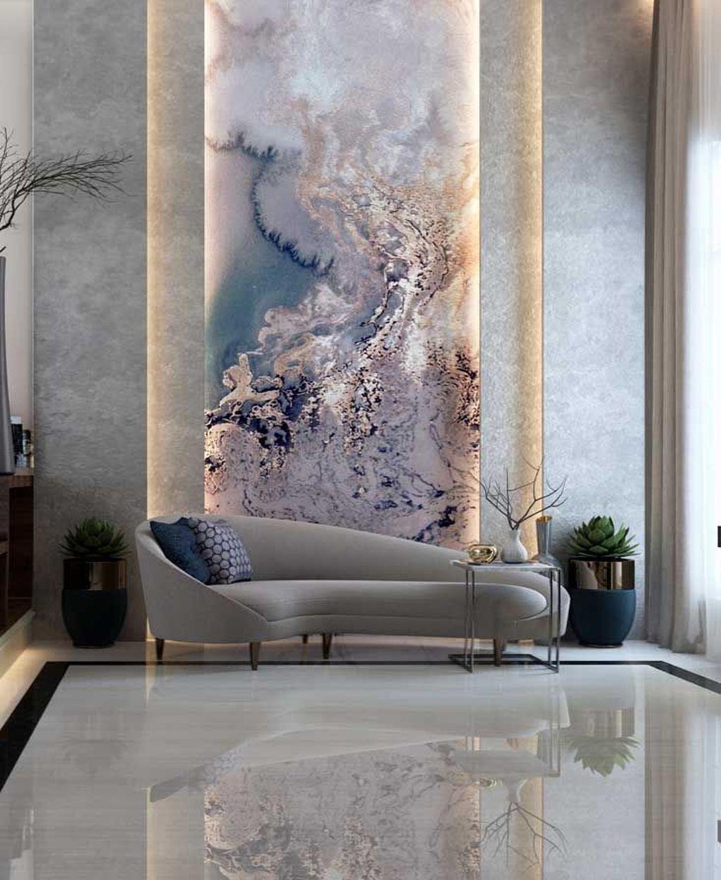 35 Gorgeous Living Room Wall Decor Ideas That Looks So Cute Luxury Living Room Living Room Design Modern Elegant Living Room