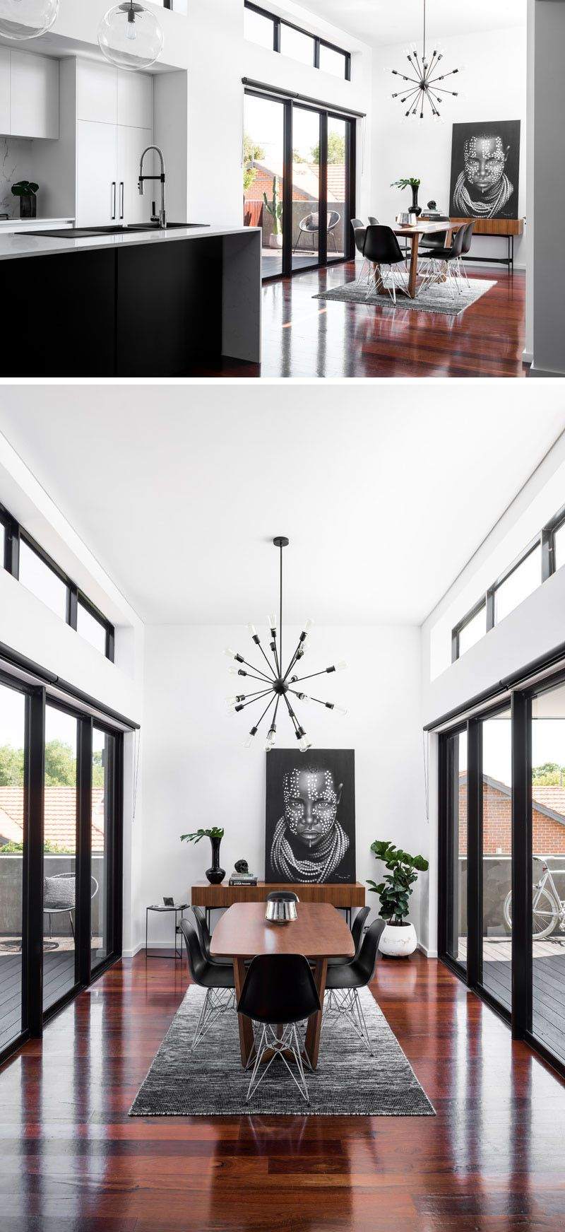 The Contemporary Renovation Of A 100 YearOld Home In