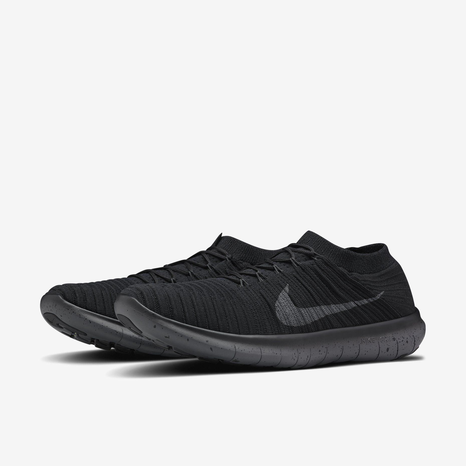 Fascinating Nike Solarsoft Moccasin Trainers Black O33o8498