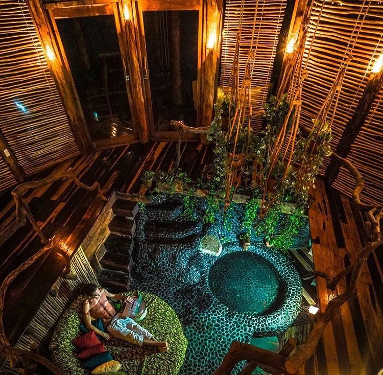 Azulik Hotel Tulum Maya Spa Tulum Hotels Tree House Vacation