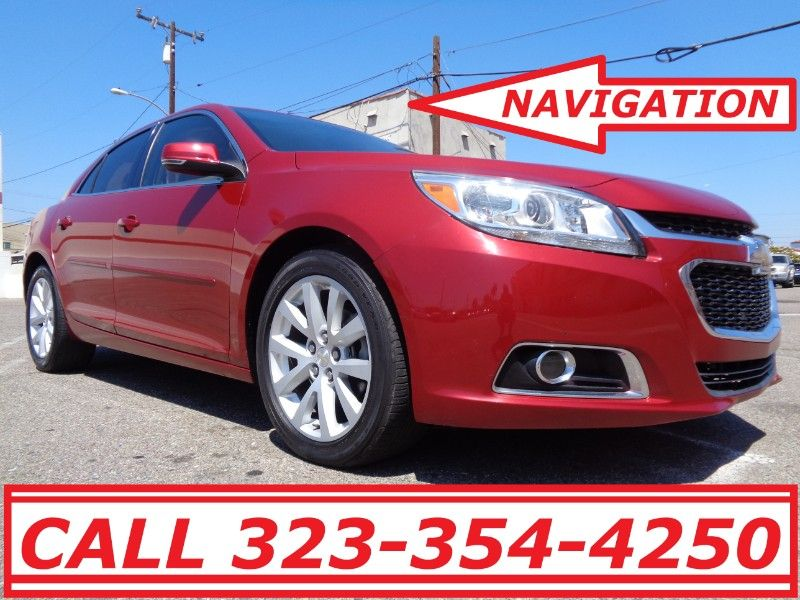 Used 2014 Chevrolet Malibu 2lt Fully Loaded For Sale In Los