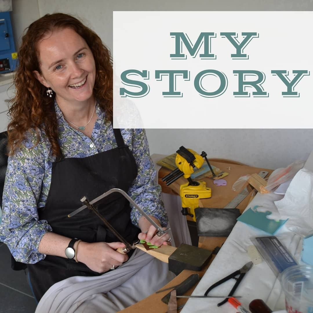 Ever wondered how people end up being jewellery makers? Well here is my story, enjoy 😘 xx #mystory #mumpreneur #mumsinbusiness #womensupportingwomen #flexibleworking #wfhmum #ecosilverjewellery #ecojewellery #sustainablejewellery #recycledsilver #naturejewellery #natureinspired #beachjewellery #sealoversjewellery #pearljewellery #weddingjewellery #christmasgifts #christmasjewellery #giftsforher #giftsforthewife #christmasgifts2020 #backtonature #closetonature #studiolife #madeinbelfast