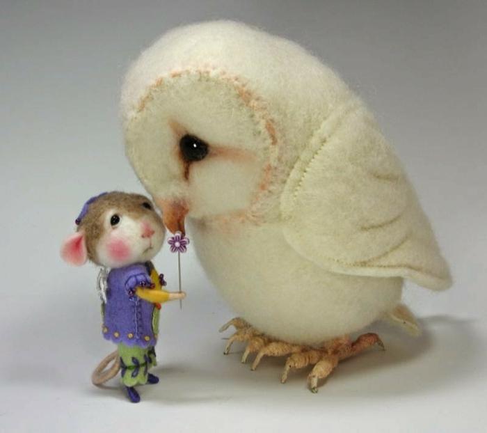 ▷ 1001 + idées diy pour vous montrer que faire avec de la laine cardée et colorée