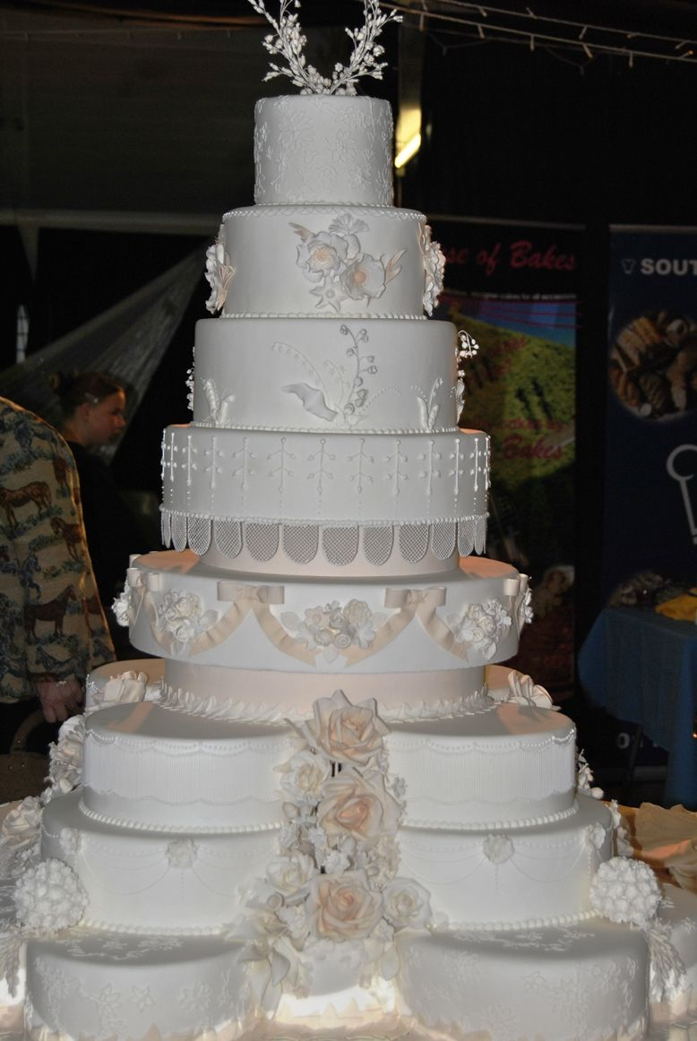 Sugardreams Show P.E. 2011 - South African Cake Decorators ...