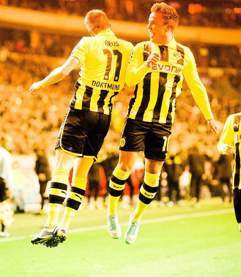 Pin Auf Borussia Dortmund Bundesliga