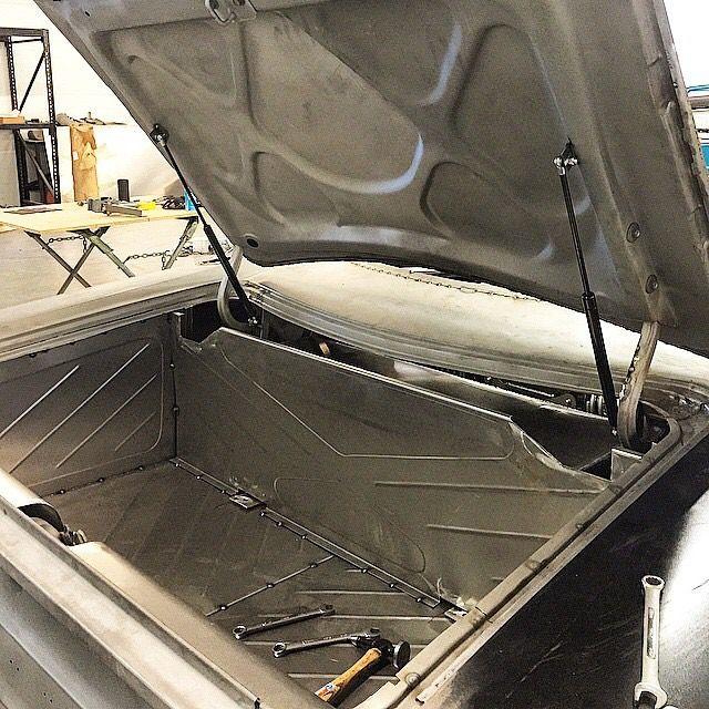 Custom Trunk Fab Custom Car Interior Custom Cars Sheet Metal Work
