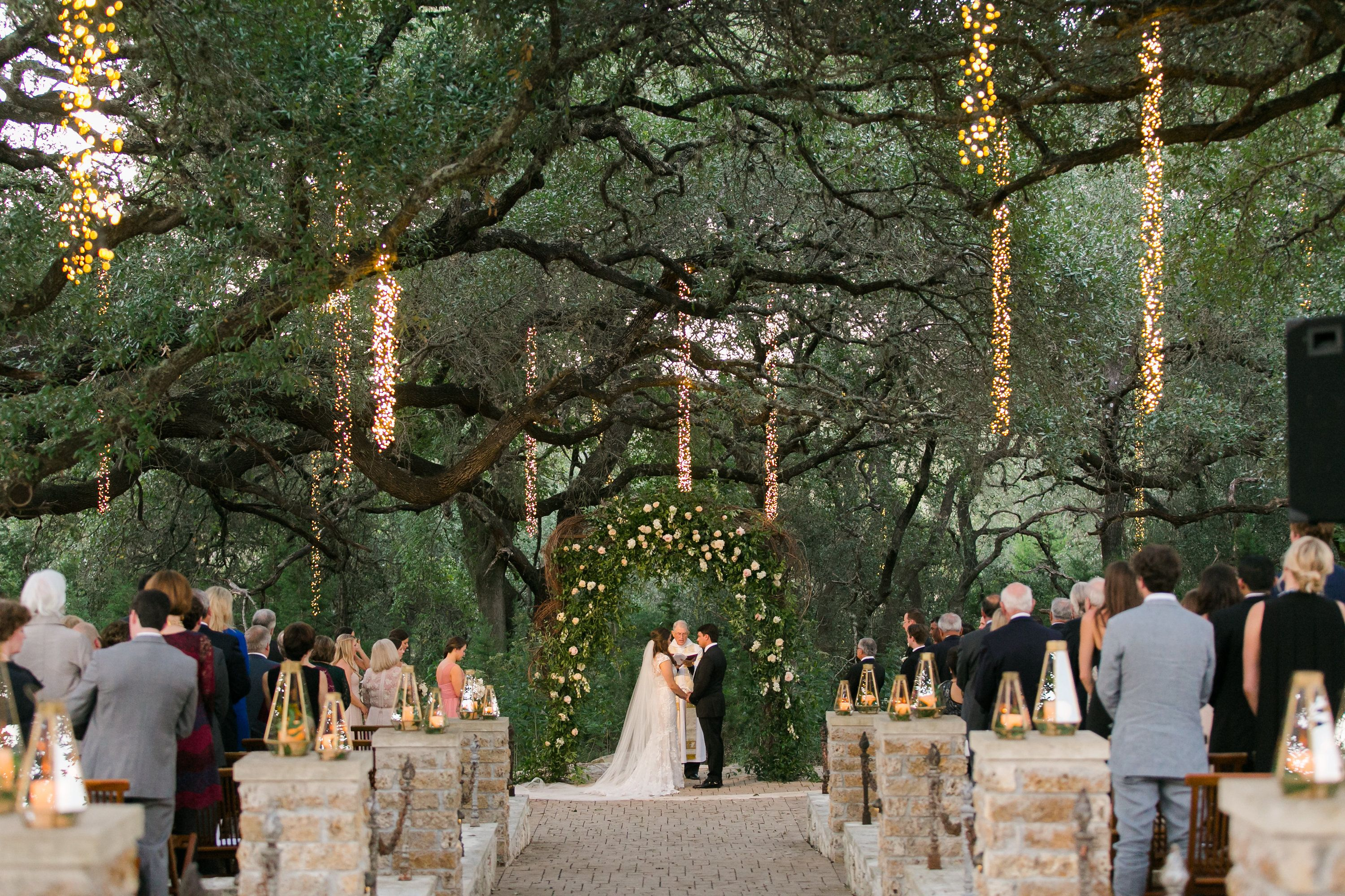 Texas Hill Country Wedding And Special Event Venues With Luxury