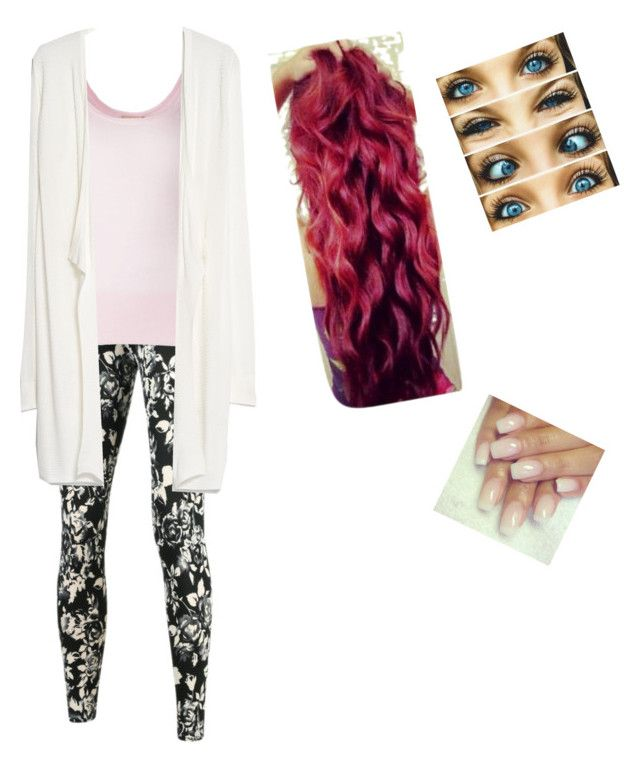 """""""My OOTD"""" by musicalxstarfish ❤ liked on Polyvore featuring Michael Kors and MANGO"""