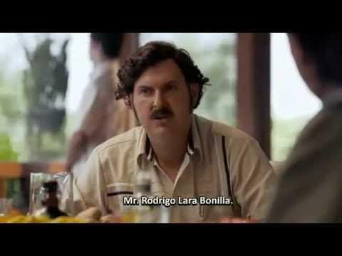 """PABLO ESCOBAR trailer: """"Escobar, El Patrón del Mal"""" Caracol TV y Telemundo USA"""