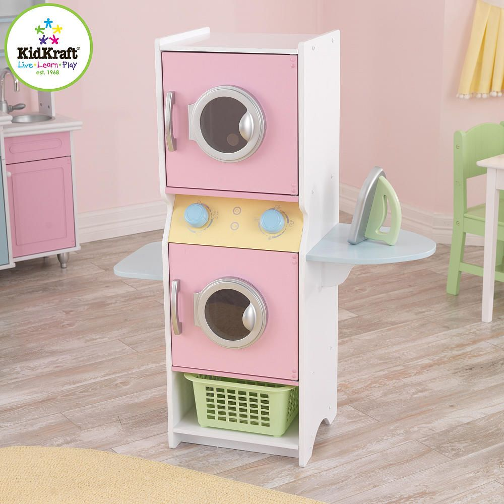 "Kidkraft Play Kitchen Set kidkraft laundry play set - kidkraft - toys ""r"" us 