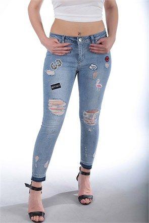 Andreza Santos Adli Kullanicinin Roupas Diy Panosundaki Pin Pantolon Kotlar Yirtik Kotlar