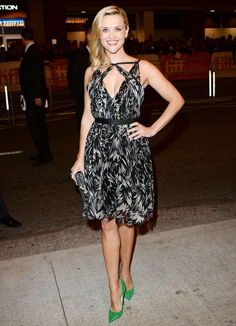 Reese Witherspoon Skinny, Toned at Toronto Film Festival: Picture - UsMagazine.com