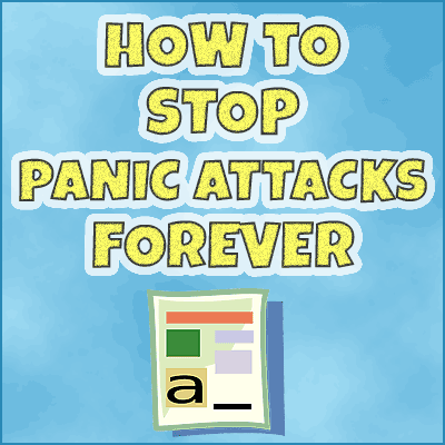 how to stop anxiety forever