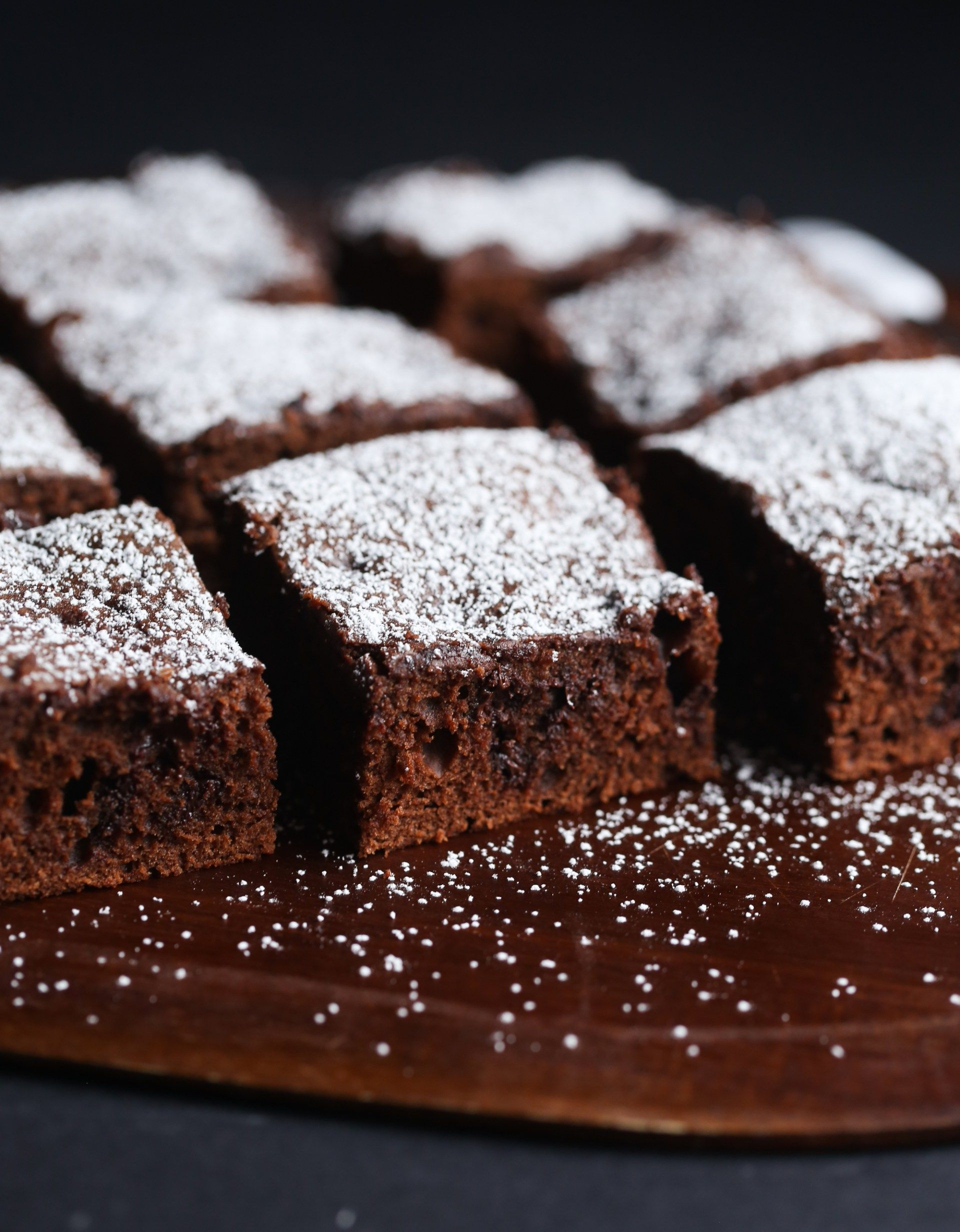 Sour Cream Chocolate Cake Is A Simple Classic Cake That Can Be Frosted Or Dust Sour Cream Chocolate Cake Amazing Chocolate Cake Recipe Homemade Chocolate Cake
