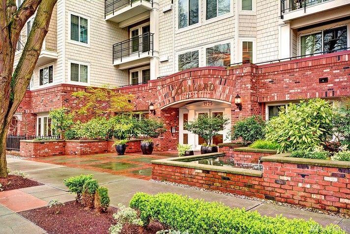 Ballard Area Home Rooftop Deck Outdoor Pool Club House