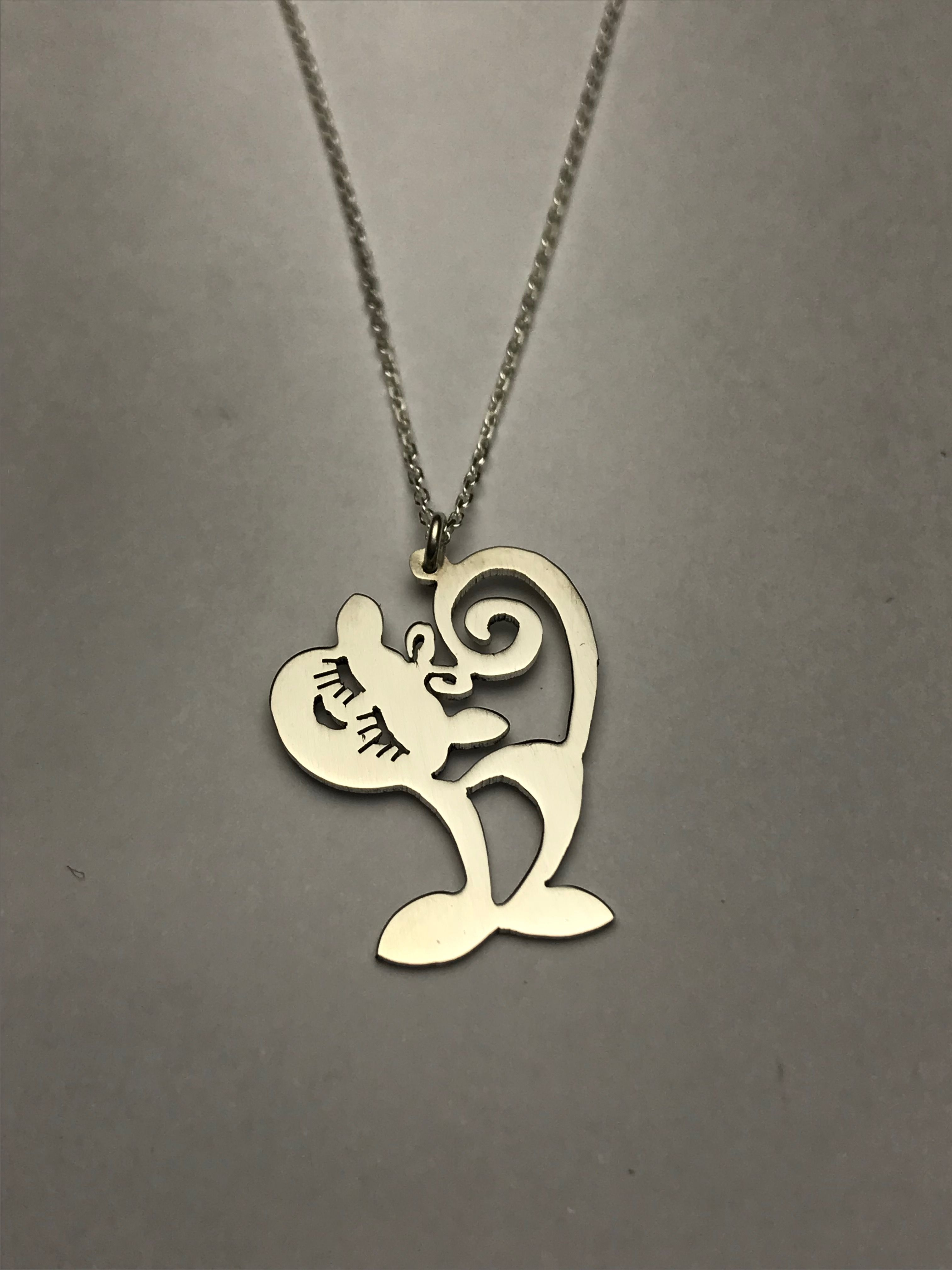 Gümüş kedi kolye Ümit GÜNAYDIN ☎️0262 6412014 📱0532