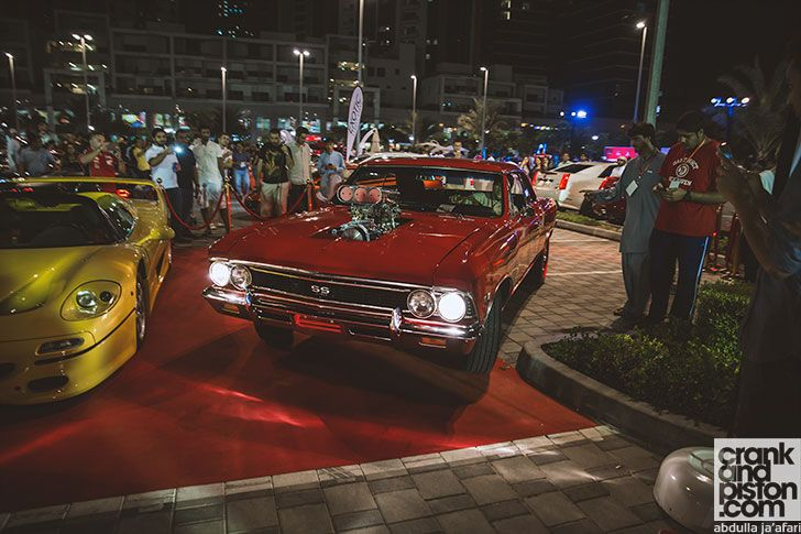 Awesome images from the 2014 gulf car festival