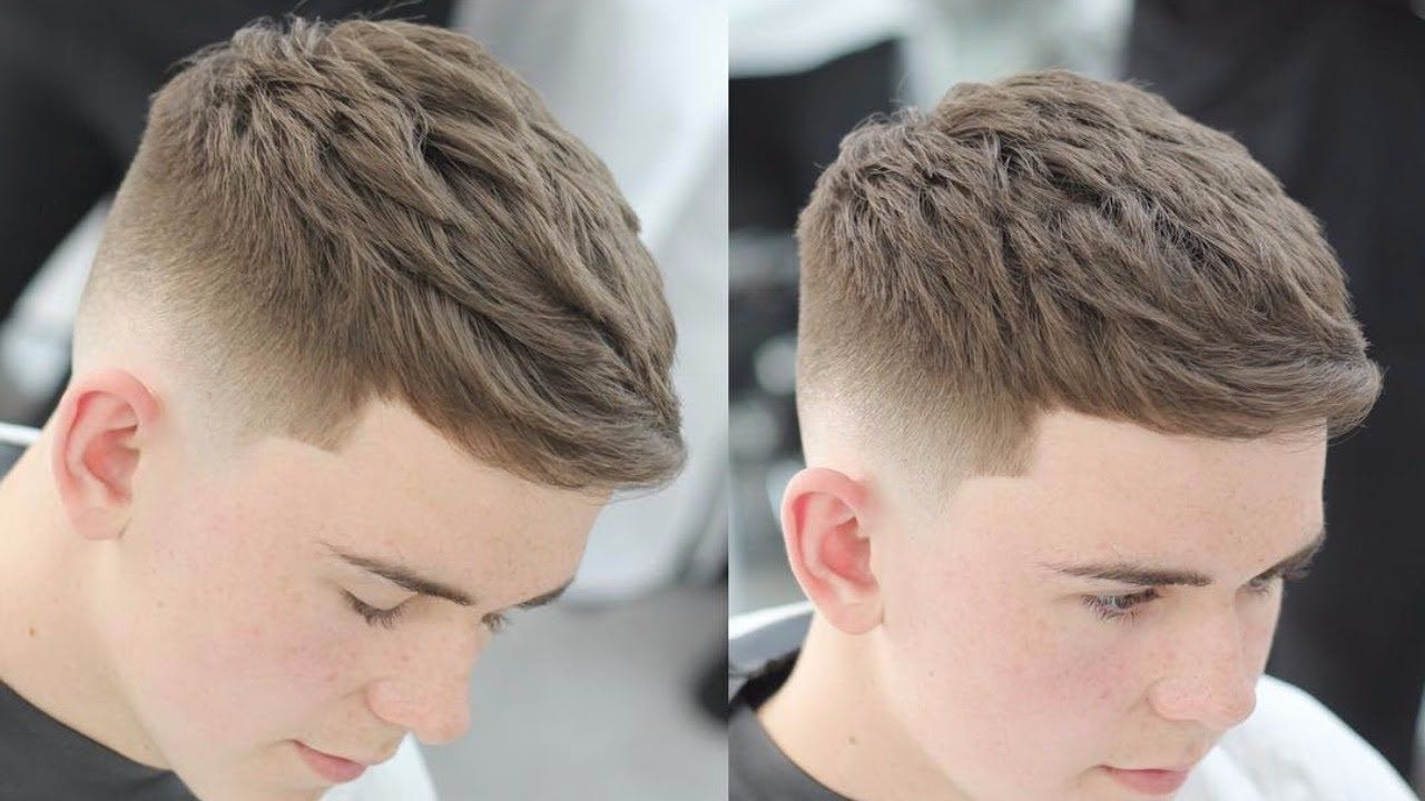 7329bda532f44 The Top 10 French Crop Haircut ! Guys Hairstyles Trends - YouTube ...