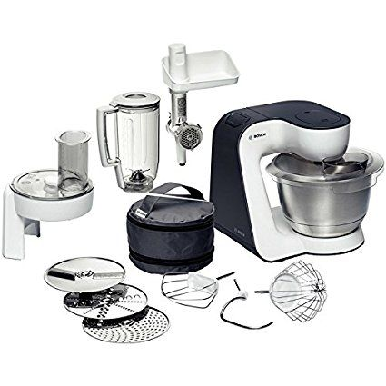 Bosch MUM52131, Robot da cucina, Kitchen Machine Compatto, colore ...