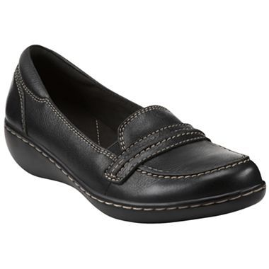 3a0e6a08890 Clarks® Ashland Lakes Womens Slip Ons - jcpenney