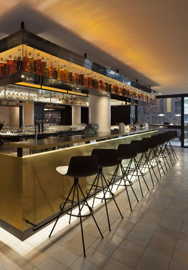 INK. Hotel Amsterdam - Picture gallery #architecture #interiordesign #hotel