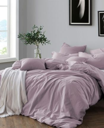 Cathay Home Inc. Yarn Dyed Twin/Twin XL Duvet Cover Set & Reviews - Sheets & Pillowcases - Bed & Bath - Macy's