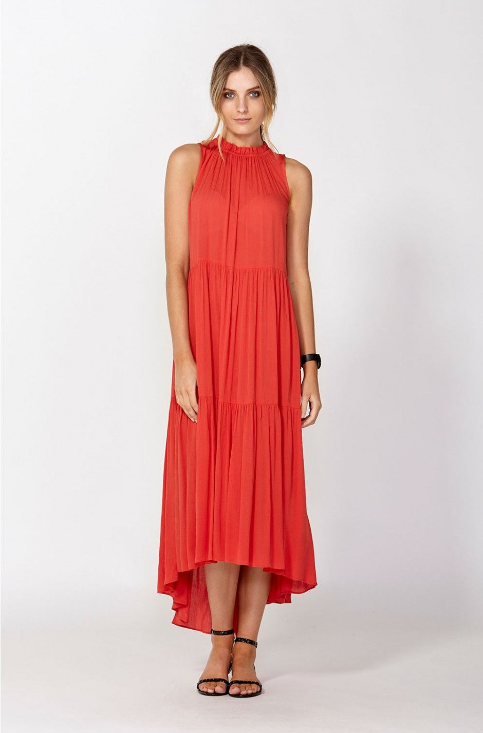 Montpellier high neck dress things to wear pinterest