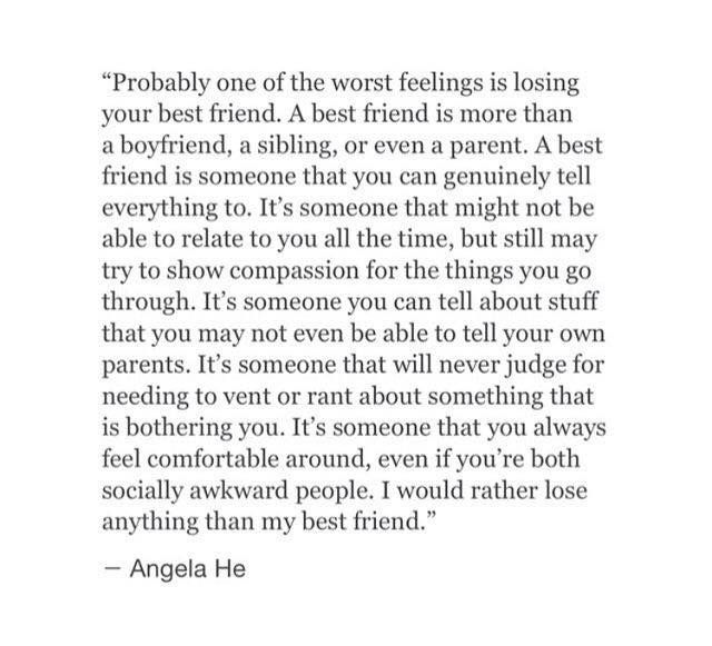 describe your best friend essay