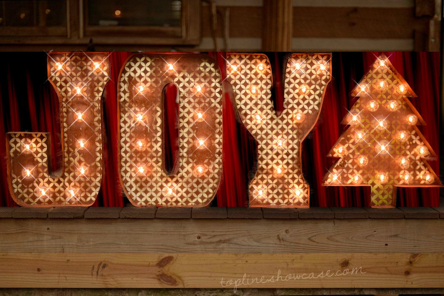 Holiday Marquee Package, Marquee Letter, Marquee Light, Carnival Letter,  Lighted MARQUEE SIGN