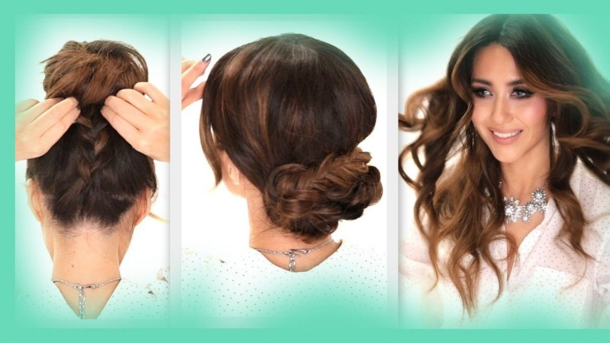 cute hairstyles easy to do for school haircuts styles