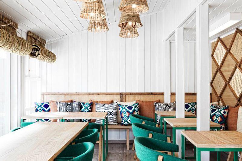Vino Veritas Organic Restaurant, Oslo, Norway Oslo, Prefab and House - innovatives decken design restaurant