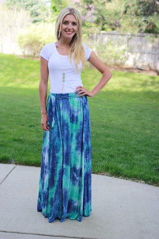 ULTIMATE CLEARANCE Skirt - Amelia – Piper Street- love maxis!