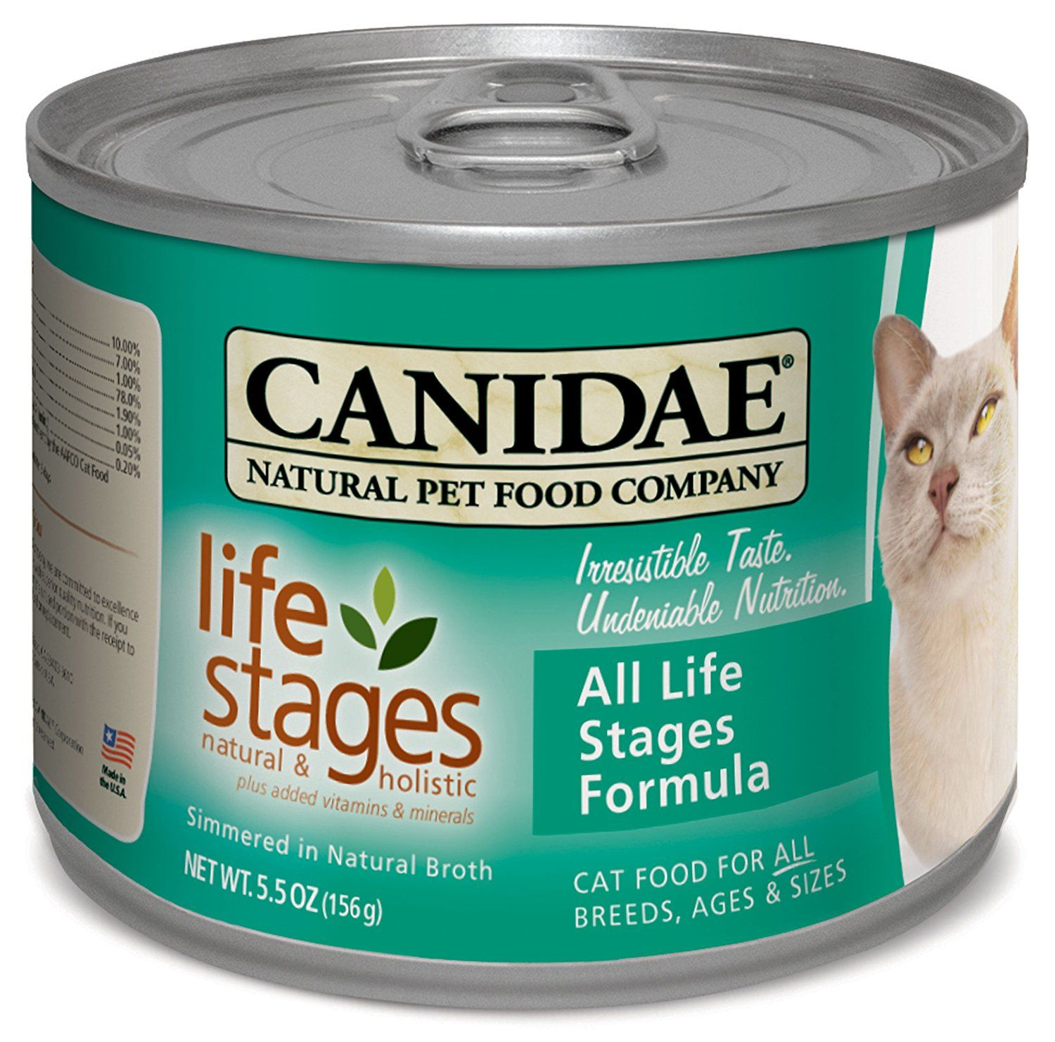 Canidae Life Stages Canned Cat Food For Kittens Adults And Seniors 12 Pack Click On The Image For Additio Canned Cat Food Canned Dog Food Cat Food Storage