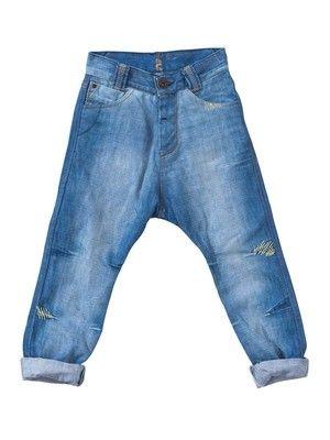 burda style, Schnittmuster für Kinder - Jeans im Five-Pocket-Stil ...