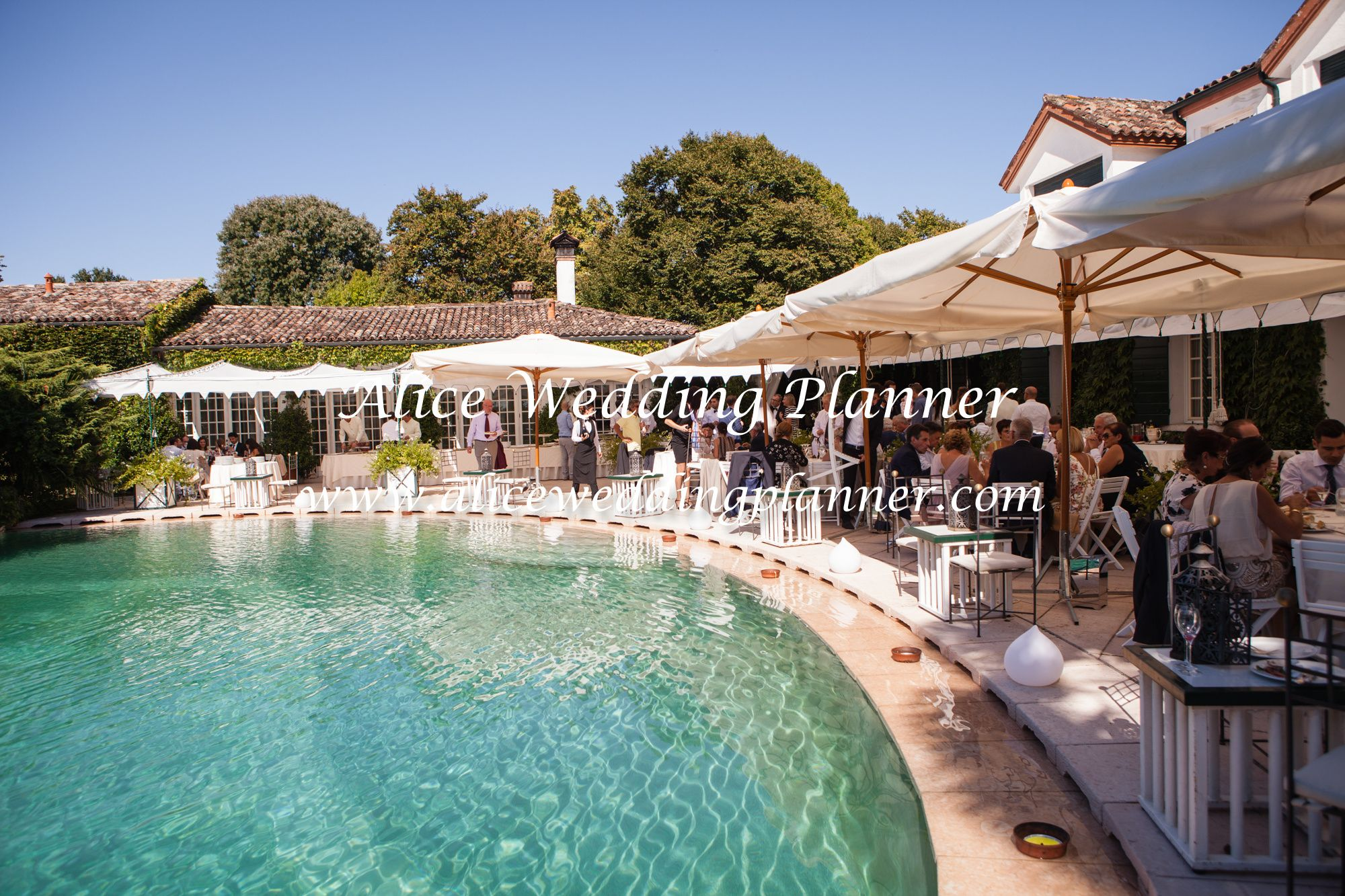 Wedding Location Villa di Campocroce -Mogliano V.to (TV)  www.aliceweddingplanner.com