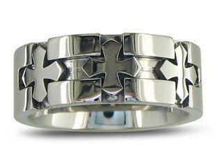 Men's bling ring!
