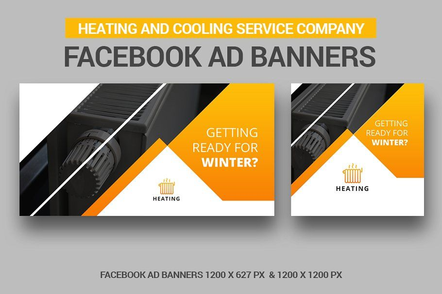 Heating Facebook Ad Banners Affiliate Ad Templates Easily