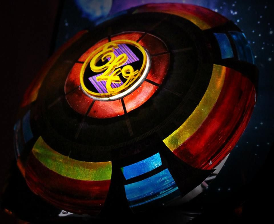 The Elo Spaceship Album Covers Electric Lighter Orchestra