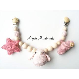 Angels Handmade - wagenspanner kraamcadeau