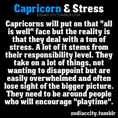 The Best Zodiac Facts | Just Because | Capricorn quotes