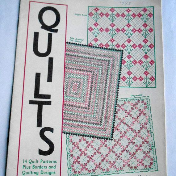 Vintage Colonial Patterns Inc 60s Quilter's Newsletter Vintage Mesmerizing Colonial Patterns