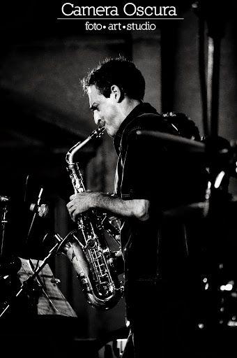 Veneto Jazz 2009  #jazz #sax #bianconero #bassanodelgrappa #blackwhite #cameraoscurastudio #colombinofavazzi #frankjuliuspetolelli