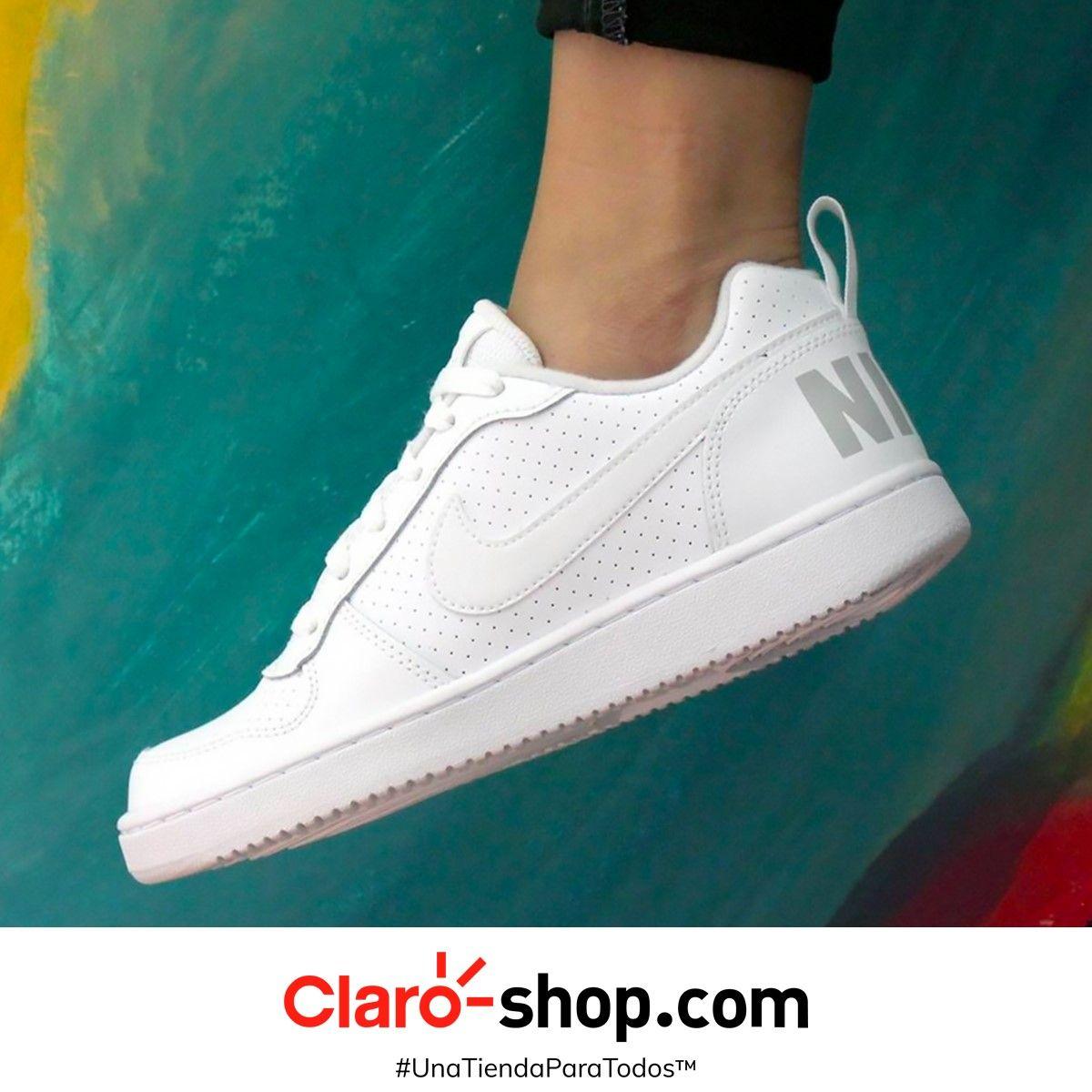 zapatillas nike blanco rojo