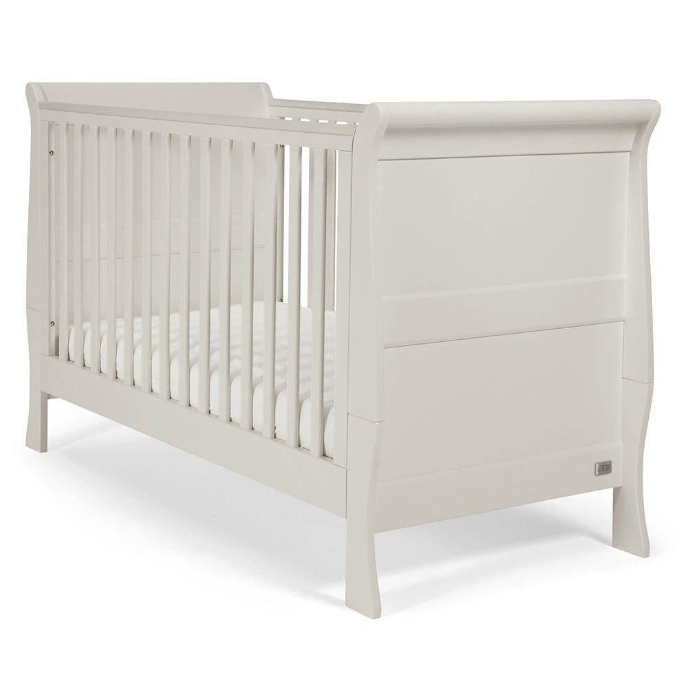 Mamas And Papas Bedroom Furniture Mamas Papas Mia Cot Toddler Bed Pebble Grey Grey Toddlers