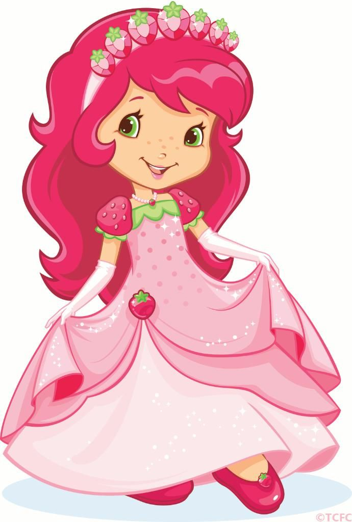 Berry pretty princess | dessins annimés | Pinterest ...