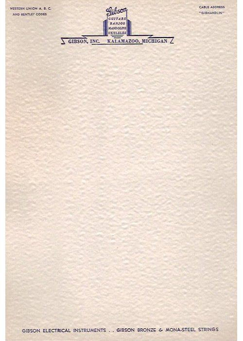 layout concept Gibson letterhead Visual Identity Pinterest - letterhead layout