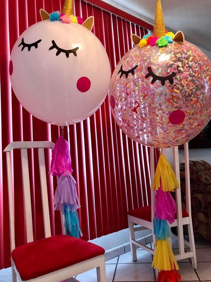 Globos gigantes fineevents madewithlove fiesta de for Cuartos decorados feliz cumpleanos